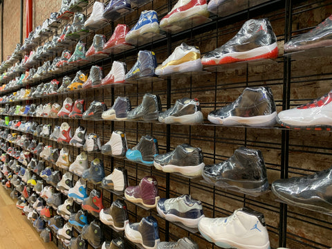 Best Sneaker stores in NYC - Flight Club NYC