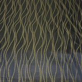 Swavelle Mill Creek Drapery Fabric Stripe Willow Bronze Toto Fabrics