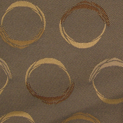 Momentum Textiles Upholstery Fabric Painted Circles Bias Granite Toto Fabrics