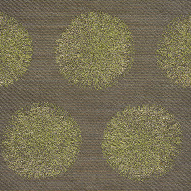 Momentum Effloresce Celery Crypton Abstract Floral Green Upholstery Fabric