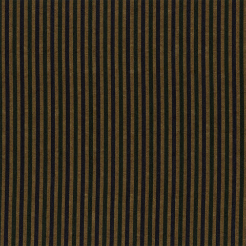 Upholstery Fabric Miniature Vertical Stripe Print Royalty Navy Spruce Toto Fabrics