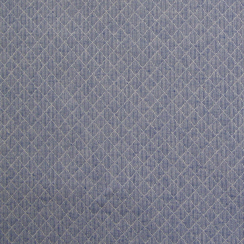 Upholstery Fabric Baby Blue Diamond Lattice Subdued Diamonds Chambray Blue Toto Fabrics