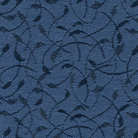 Upholstery Fabric Small Vine Pattern Whirl Cadet Toto Fabrics