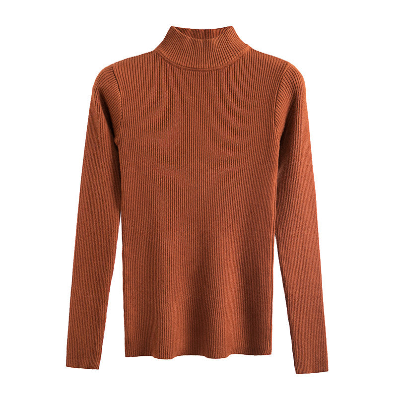 SOFTEST EVER RIBBED TURTLENECK