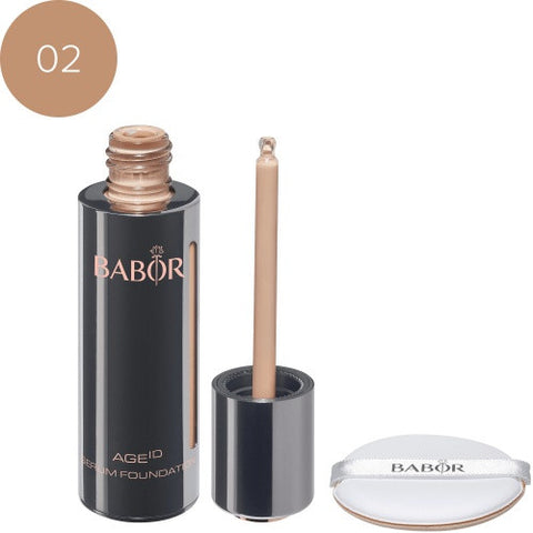 Babor Serum Foundation 02 natural