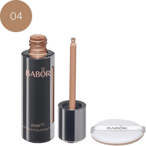 Babor Serum Foundation 04 sunny