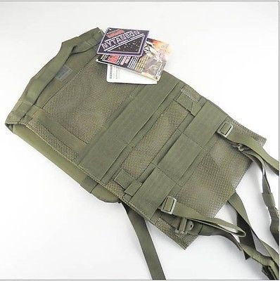 BHI shoulder pad strap harness BlackHawk US made oldgen LBT ABA SEAL DEVGRU