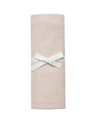 Solid Rose Swaddle