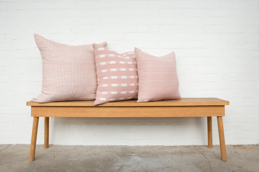 Aman Pillow - Dusty Rose