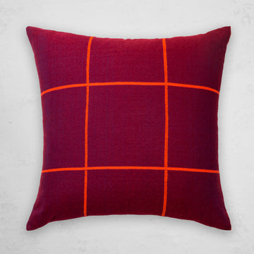 Argo Pillow - Maroon