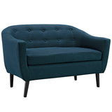 Wit Upholstered Loveseat