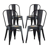 Promenade Set of 4 Dining Side Chair