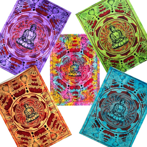 Buddha Tapestries (5 colors)
