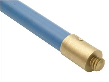 Pack of 10 Universal Blue Poly Drain Rod 2m - Various Sizes