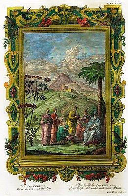 Sandtique Religious Antique Print