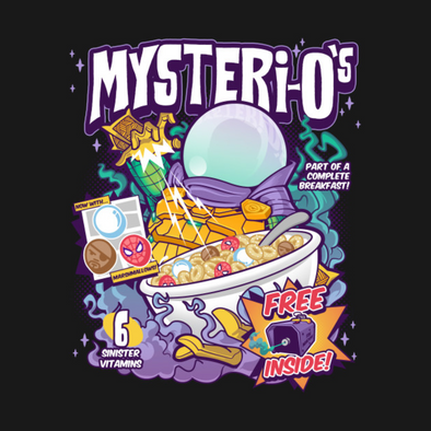 Mysteri-O's Cereal