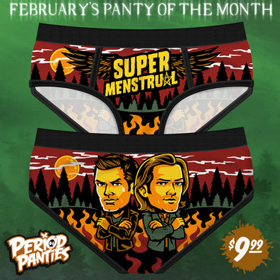 Feb Panty of the Month!