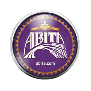 Abita Beer - 18MM Glass Dome Candy Snap Charm GD0697