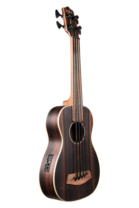 Striped Ebony Acoustic-Electric U•BASS®