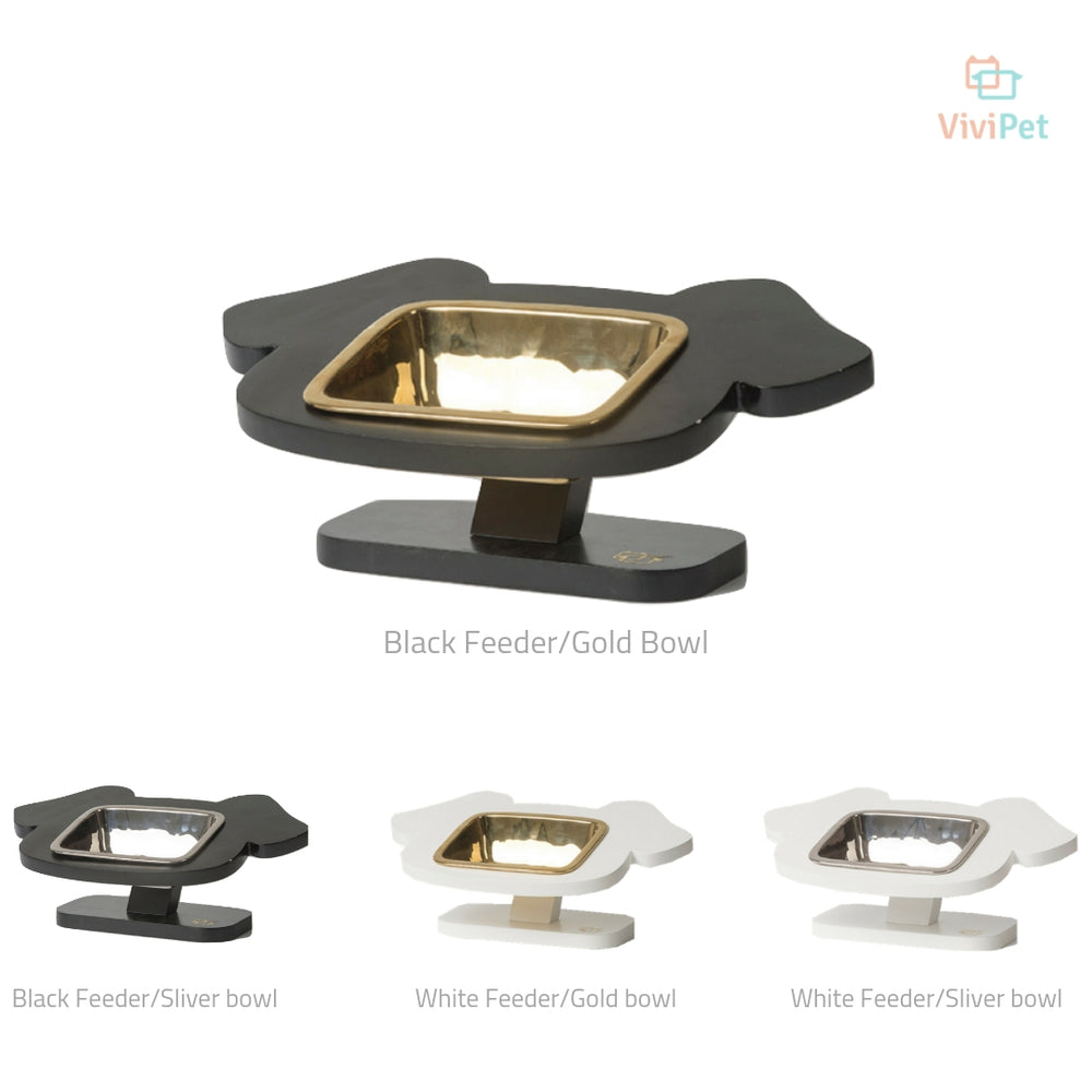ViviPet Pawsome Elevated Dog Feeder - Limited Edition* - VIVIPET