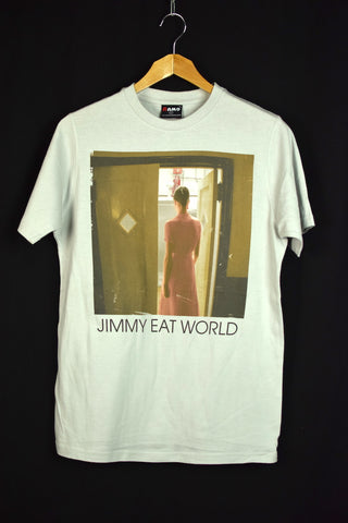 NEW Jimmy Eat World Invented T- Shirt