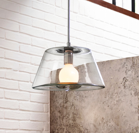 MERZEE Glass Pendant Light (Pre-order)