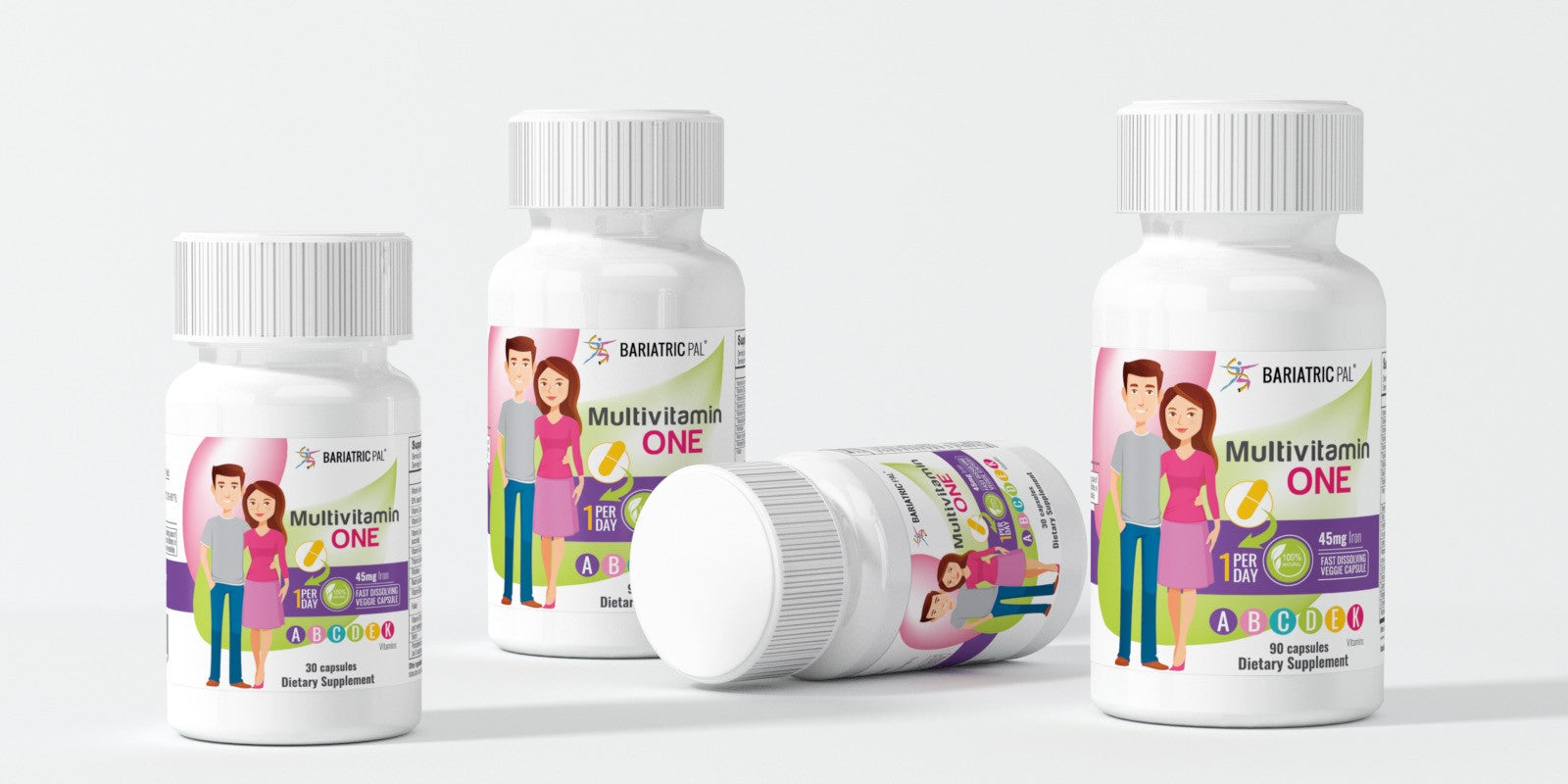 BariatricPal Multivitamin ONE