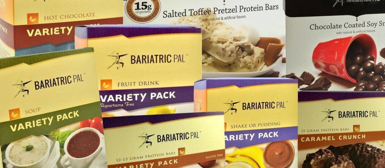 BariatricPal Brand Products