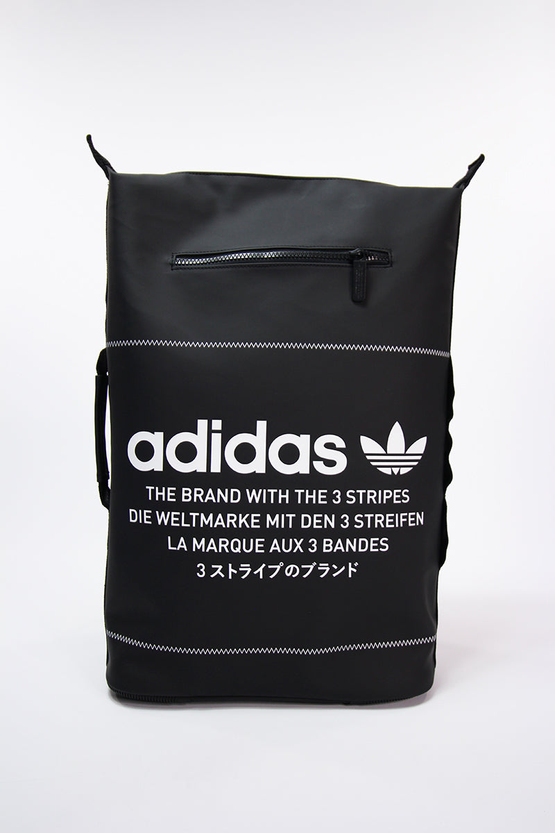 Adidas - NMD Backpack with white Original Logo Unisex (Black) DH3097