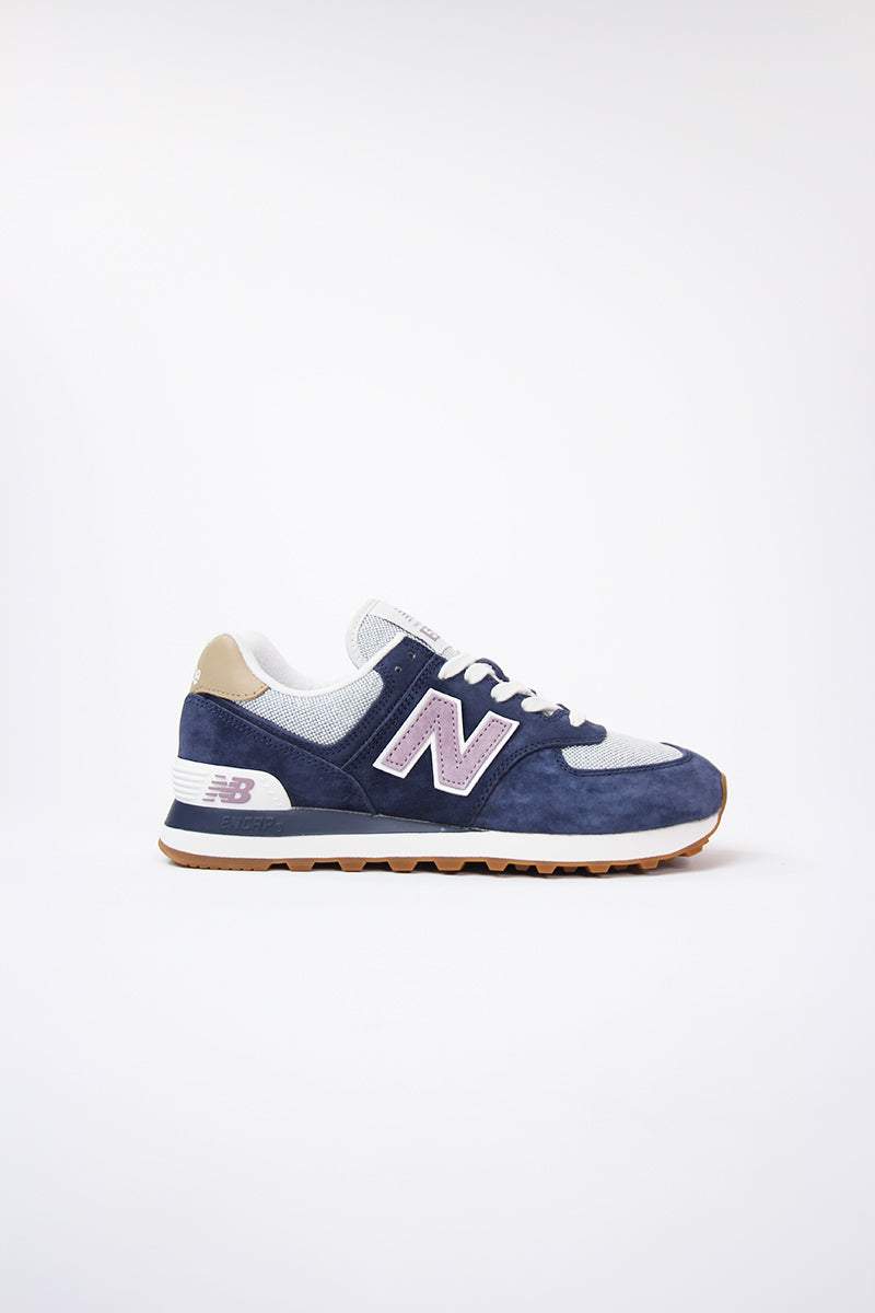 New Balance -  WL574NVC Women (Navy/ Cachmere)