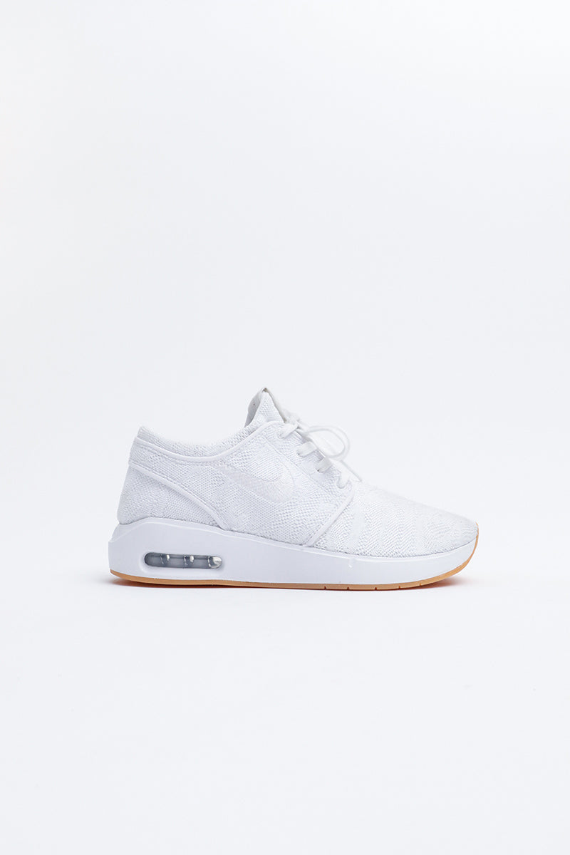 Nike - Air Max Janoski 2 (white/white-gum yellow) AQ7477-100