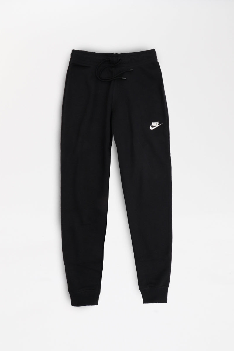 648db37b248cf Nike - Sportswear Essential Fleece Pants Womens (Black/ White) BV4099-010