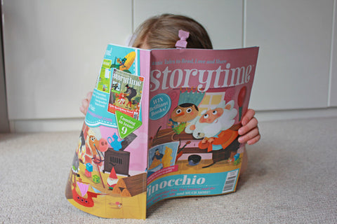 ONCE UPON A STORYTIME...