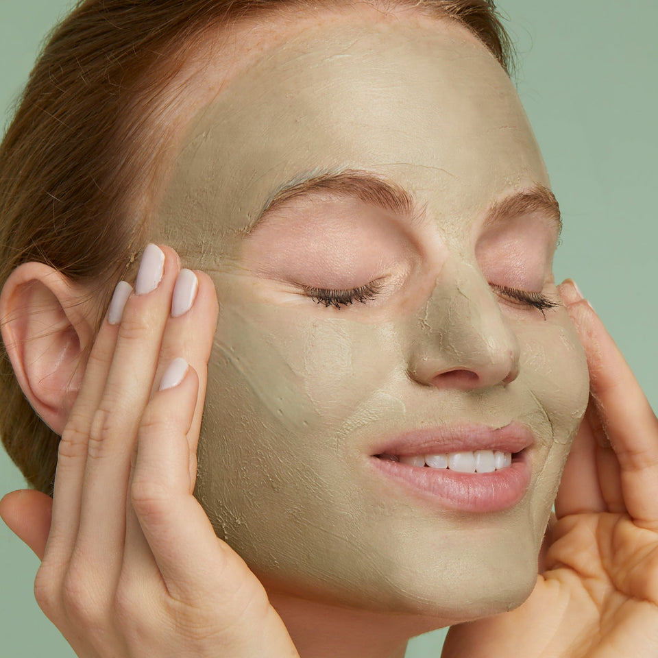 Squalane + Tea Tree Detox Mask