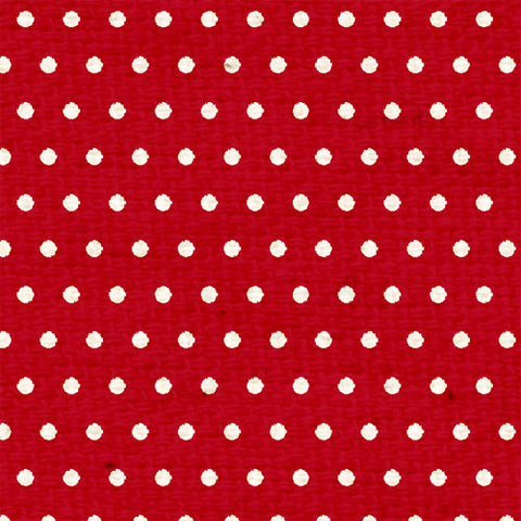 *RWMD8  Red Wagon Mini Dots 8 1/2 x 11