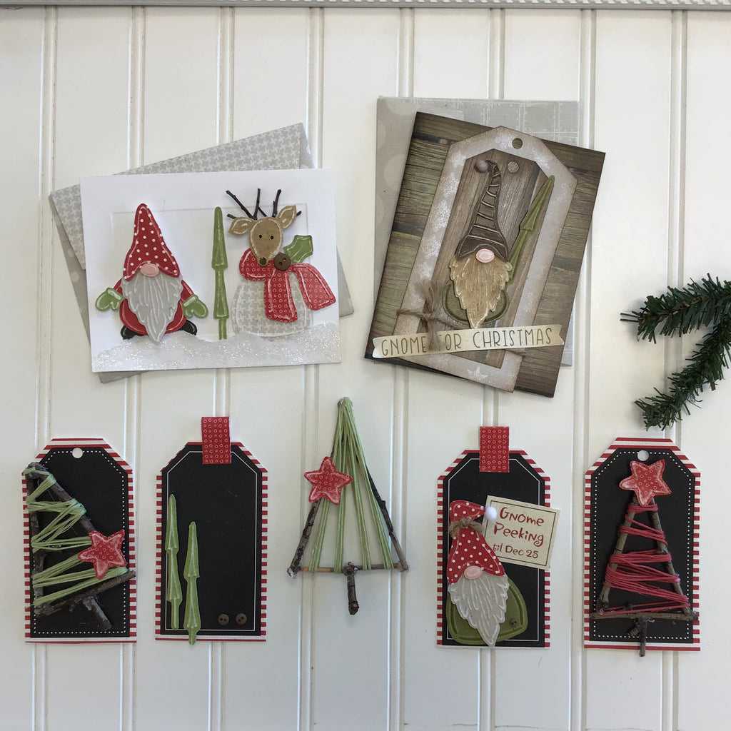 *****Camp Emboss-A-Lot  Week 2  Christmas in July
