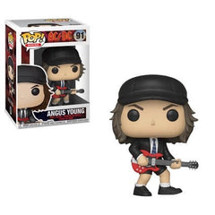 Pop Rocks: Music - AC/DC Angus Young