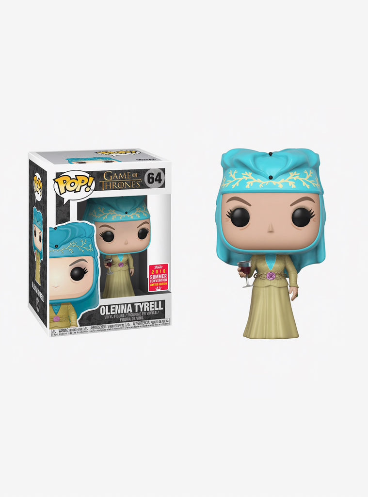 Funko Pop! Game Of Thrones Olenna Tyrell Vinyl Figure - 2018 Summer Convention Exclusive