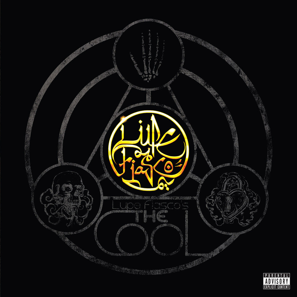 Lupe Fiasco - The Cool - Limited 2 LP set on Clear Vinyl!