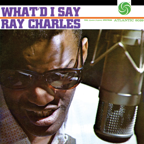 Ray Charles - What'd I Say - remastered in MONO