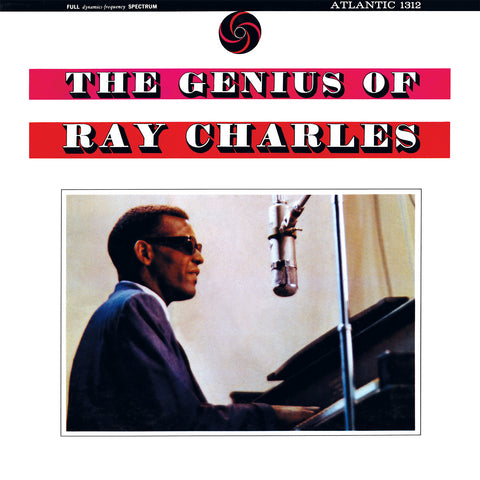 Ray Charles - The Genius of - remastered in MONO