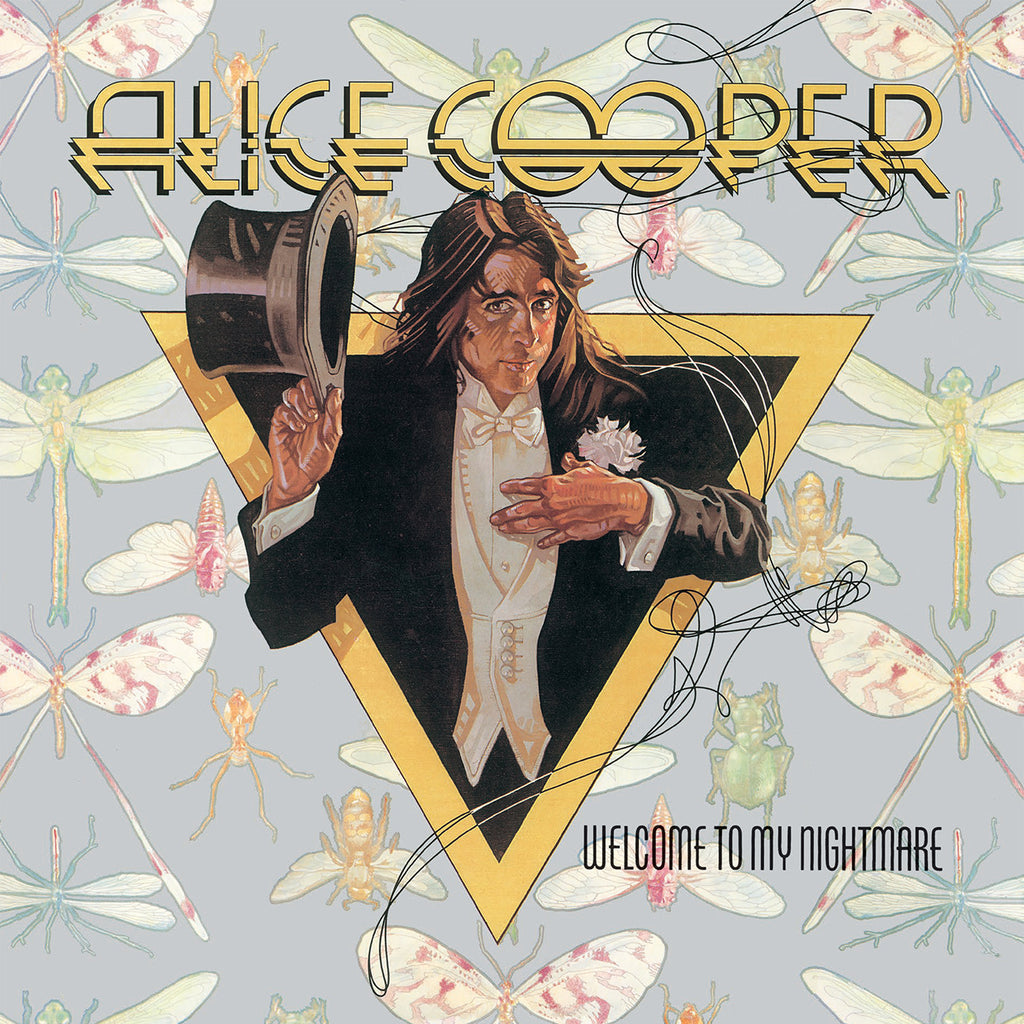 Alice Cooper - Welcome to My Nightmare - ltd ed Colored vinyl