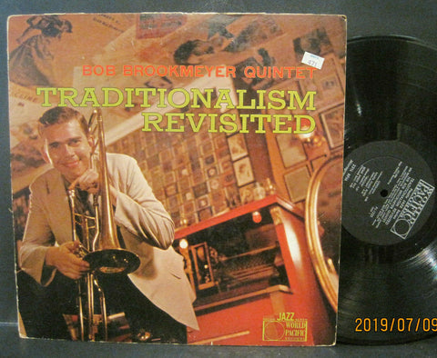 Bob Brookmeyer Quintet - Traditionalism Revisited