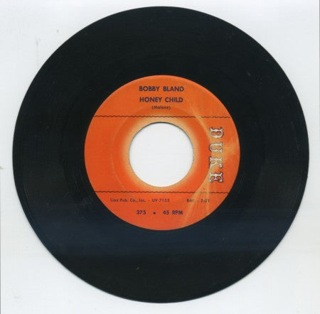 Bobby Bland - Honey Child/ Ain't Nothing You Can Do