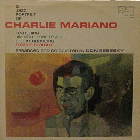 Charlie Mariano - A Jazz Portrait of Charlie Mariano