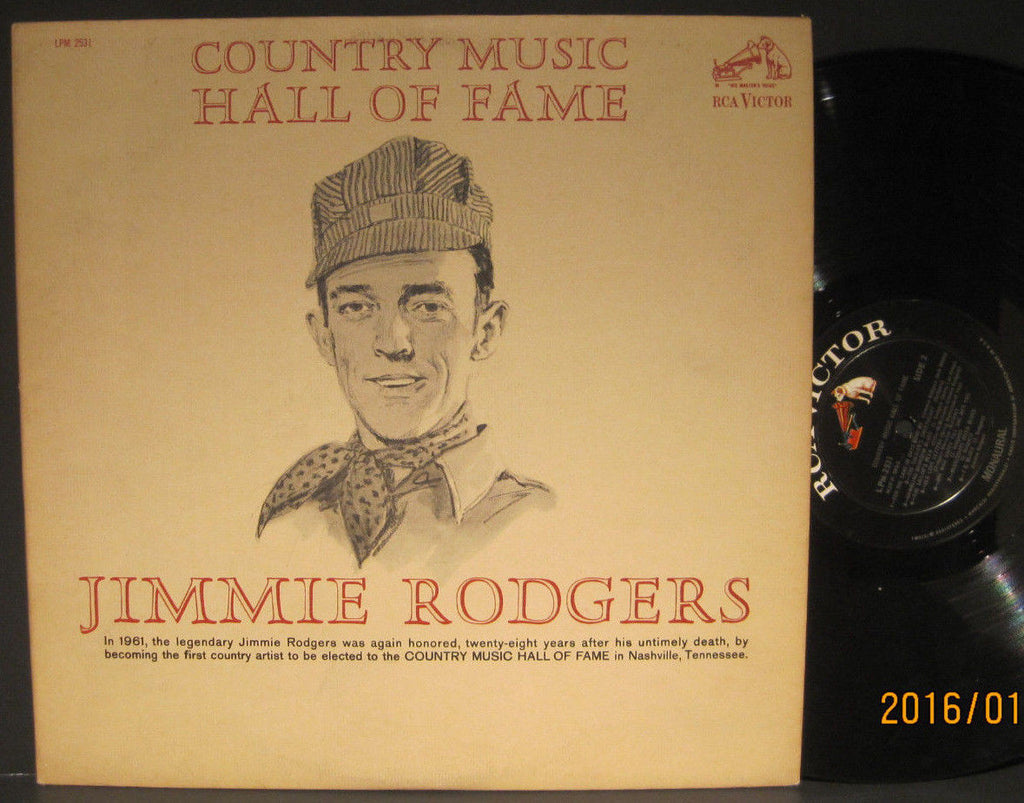 "Jimmie Rogers ""Train Whistle Blues"""