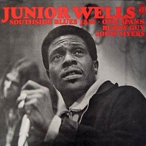 Junior Wells - Southside Blues Jam deluxe edition w/ bonus tracks