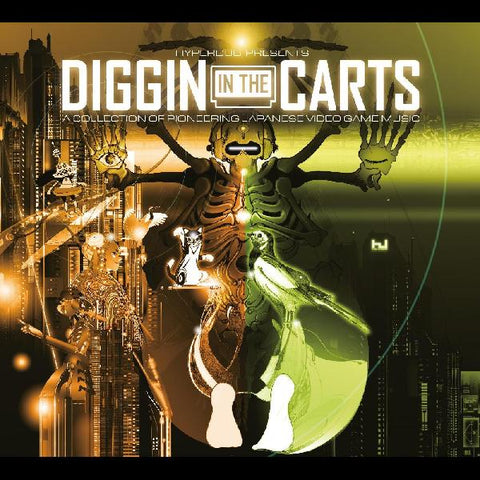 Hyperdub Presents Diggin' In the Carts - A Collection of Japanese Video Game Music