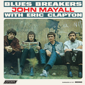 John Mayall's Blues Breakers with Eric Clapton MONO
