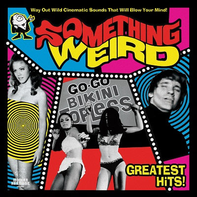 Various Artists - Something Weird's Greatest Hits - 2 CD set